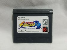 King of Fighters R2 Neo Geo Pocket Game kof round 2 color fighting US Version