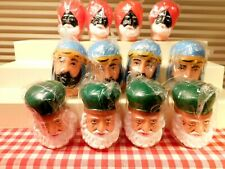Vintage Puppet Heads Wise Men Bible Characters Set of 12 Mint in Package