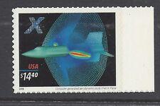 US Scott # 4019 X-PLANE Express Mail $14.40 2006 MNH Single