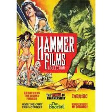 Hammer Film Collection Volume 2 - 6 Films DVD