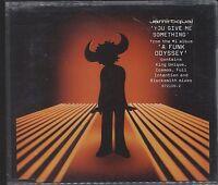 Jamiroquai - You Give Me Something CD single