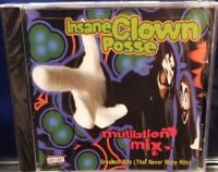 Insane Clown Posse - Mutilation Mix CD SEALED Psy-4011 twiztid esham kid rock
