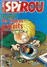 Magazine Spirou 3281. Sans les timbres