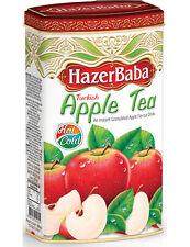 Hazer Baba Turkish Apple Tea 250g TIN - Instant Granulated Apple Flavour Drink