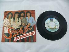 """Smokie - San Francisco Bay - You´re You - 7"""" Single 8519"""