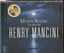 MOON RIVER - THE BEST OF HENRY MANCINI on CD