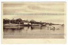 Pinsk Belarus postcard River Pina (221)