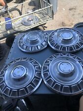 1970 70 Ford Mustang Pinto Hubcaps Wheel Covers Hub Caps 14 Good Set Of 4