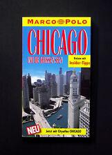 Chicago und die großen Seen. Marco Polo Reiseführer von Thomas Jeier (2000)