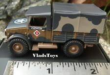 Oxford Military 1/76  Bedford MWD Truck   British Army, 76MWD001