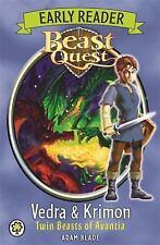 Beast Quest: Beast Quest: Early Reader Vedra & Krimon Twin Beasts of Avantia:...