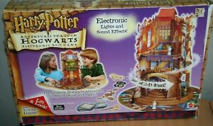 Harry Potter Adventures Through Hogwarts Electronic 3D Game Spares