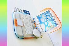 "Apple iBook Clamshell G3 + 60GB HD ""AQUARELLA"" OS 9+X = BEAUTIFUL ⭐️⭐️⭐️⭐️⭐"