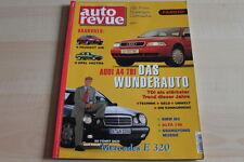 107692) BMW K 1100 LT SE - BMW M3 E36 321PS - Auto Revue 08/1995
