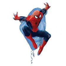 "29"" Spiderman Birthday Party SuperShape Mylar Foil Balloon"