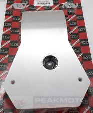 Works Connection Skid Plate 10-148 KAWASAKI KX500 1988-2003 - Made In USA