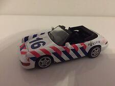 Porche 911 Carrera 4 1:43 Policia Holanda