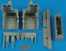 Aires 1/48 F22A Wheel Bays For HSG AHM4500