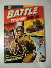 BATTLE PICTURE WEEKLY Annual<>1979