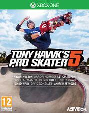 Tony Hawk's Pro Skater 5 XBOX ONE IT IMPORT ACTIVISION BLIZZARD