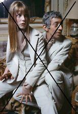 PHOTO DE SERGE GAINSBOURG JANE BIRKIN 1969
