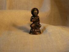 Buddha Budda Buda Budah Goa Miniatur Figur 3,50 cm hoch - 1,60 cm breit (7)