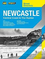 Newcastle Central Coast & The Hunter Street Directory 9th ed by UBD Gregory's (Paperback, 2020)