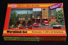 W491 BUSCH Train 5925Ho N Z Flash signalisation secours pompier ambulance LED