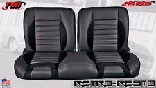 """1948-1956 Chevy/GMC Truck - """"Sport R"""" Pro Split Bench w/ Narrow Mounting Bracket"""