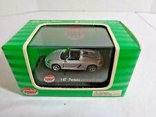 2003 Porsche Carrera GT in H.O 1/87 Scale by Model Power in box