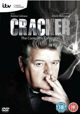CRACKER 1-5 (1993-2006): COMPLETE Crime/Drama/Police TV Season Series NEW R2 DVD