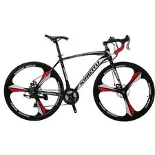 "Cyrusher XC550 Racing Road Bike 700Cx28C Steel Frame 21 Speed 27.5"" Magnesium"