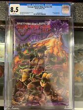 Teenage Mutant Ninja Turtles #18 CGC 8.5 Mirage Studios Comic 1989