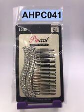 PINCCAT  HAIR GEMS 2 COUNT FANCY FASHION BANANA  HAIR COMB CLIPS AHPC041