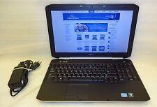 Dell Latitude E5520 2.50GHZ 4GB Core i5 320GB Laptop Windows 10 64 bit RW webcam