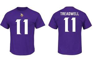 NFL T-Shirt Minnesota Vikings Laquon Treadwell Purple ER3 Receiver Jersey