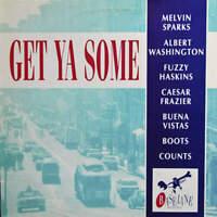 Various Get Ya Some LP VINYL Baseline Records 1993