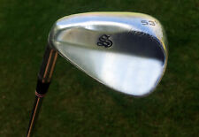 Scratch Golf 53 Degree Lefty Wedge - BRAND NEW! 8620 DS on a KBS Stiff Shaft