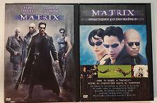 PELICULA DVD PACK MATRIX+DESCUBRE LO INCREIBLE EDICION EXCLUSIVA WARNER _2