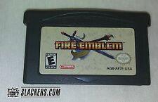 FIRE EMBLEM Super Rare! LOOSE CART Authentic! (Nintendo Game Boy Advance) RPG