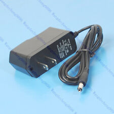 AC 100-240V DC 12V 1A 5.5 x 2.1MM Wall Charger Power Supply Adapter US Plug New