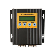 20A 12V 24V High Efficiency MPPT Solar Panel Battery Regulator Charge Controller