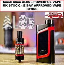 AL85 KIT  SMOK  TPD  Sealed Box  RED/BLACK E Cig ✅UK STOCK ✅Alian Powerful Vape