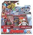 Marvel Avengers Minimates Serie 63 The Vision & Hydra Soldier - Diamond Select
