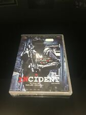 INCIDENT INCIDENTE DVD MARIANO CATTANEO ZOMBIES REC