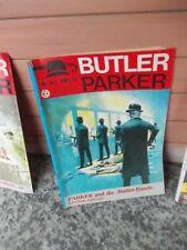 "Butler Parker, Heft Nr. 211: Parker und die ""Butler-Bande"""