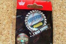 2014 Pittsburgh Pirates Postseason I Was There  lapel pin NL MLB post season