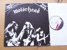 MOTÖRHEAD,BEERDRINKERS AND HELL RAISERS +3 , ep vg+/vg(+) chiswick rec. 0937.001