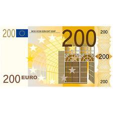 """Mikrofaser Badetücher: Strandtuch """"200-Euro-Schein"""" 180 x 90 cm"""