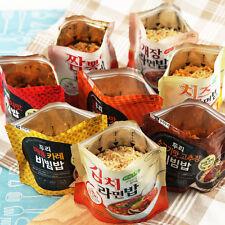 Korean Food 4 Tastes Bibimbap 4 Tates Ramenbap Just pour hot water * 8EA